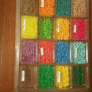 Perler Fuse Beads fun kit